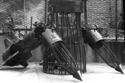 Scultura contro tutti i missili-1