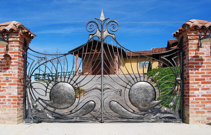 Cancello Cantina Vielmin-0