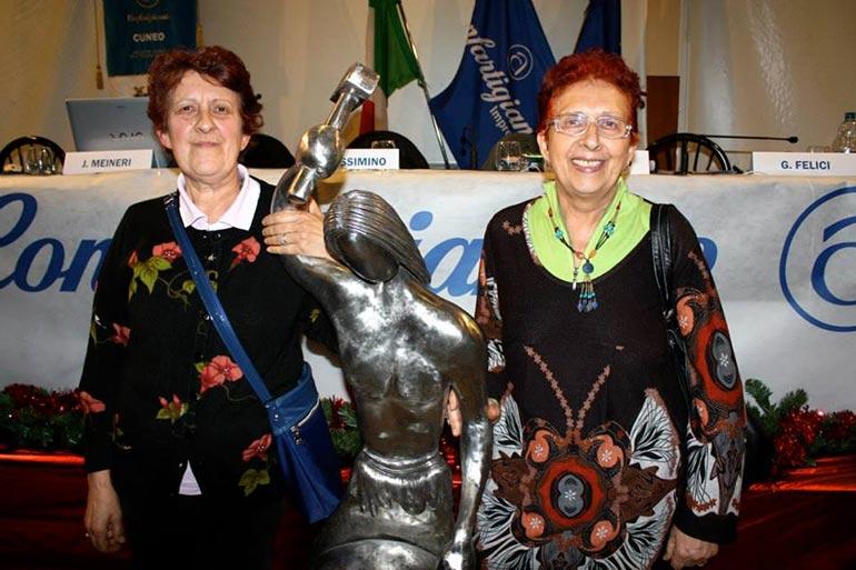 "Le ""groupie"" sorelle dei fabbri: Federica ed Emiliana"