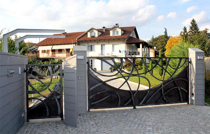 Cancello curve informali-2